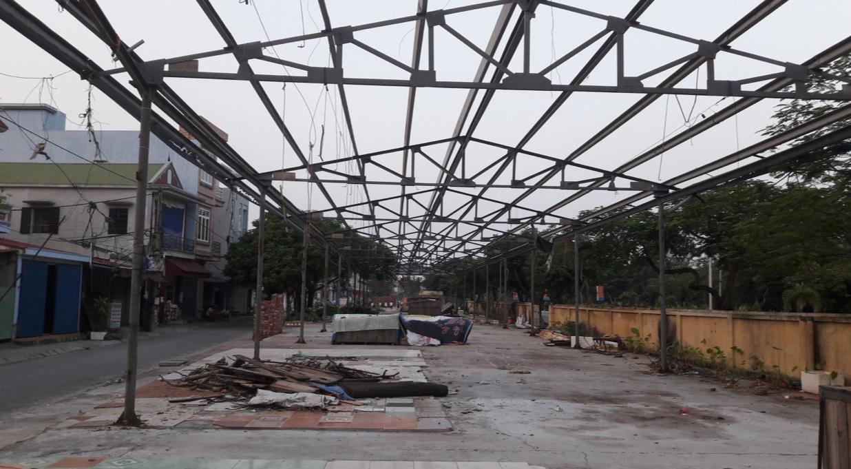 dự án thu mua xác nhà xưởng tại tphcm